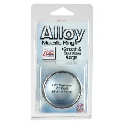 "ANELLO FALLICO IN METALLO ""ALLOY\"" - LARGE"